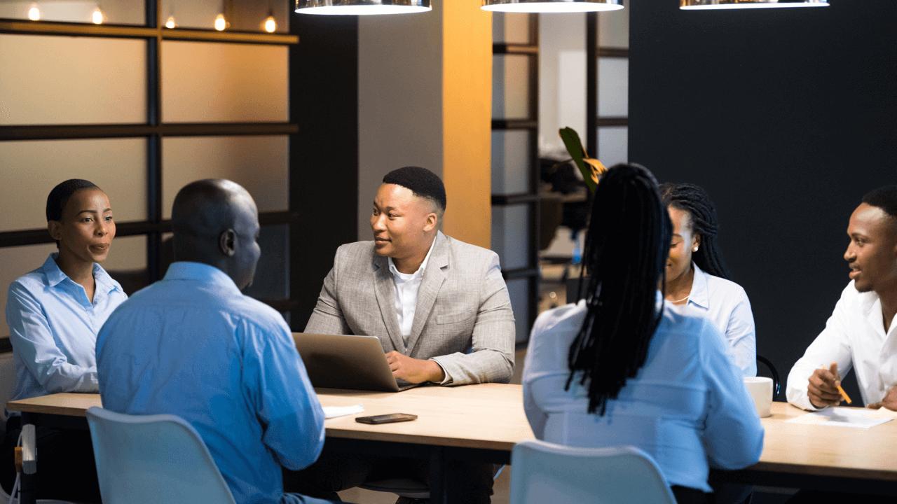 Goldman Sachs Gives unterstützt das Afro Deutsche Akademiker Netzwerk mit finanziellem Beitrag