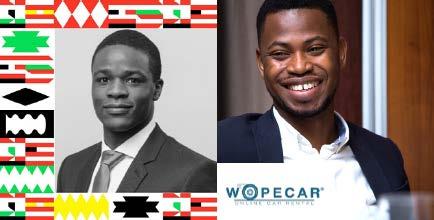 Darryl Mbolo / Issifu Seidu