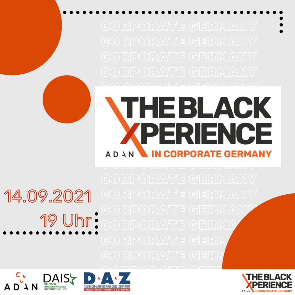 The Black Experience: BPoC in Corporate Germany